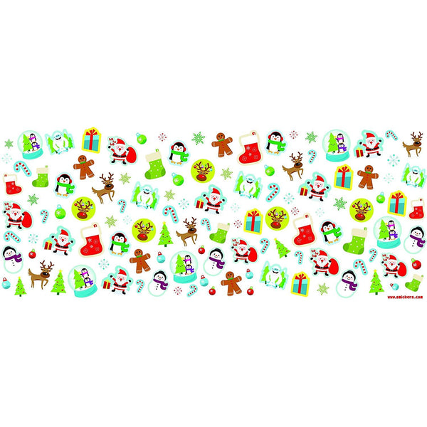 Smickers Scented Stickers in Candy Cane Tube