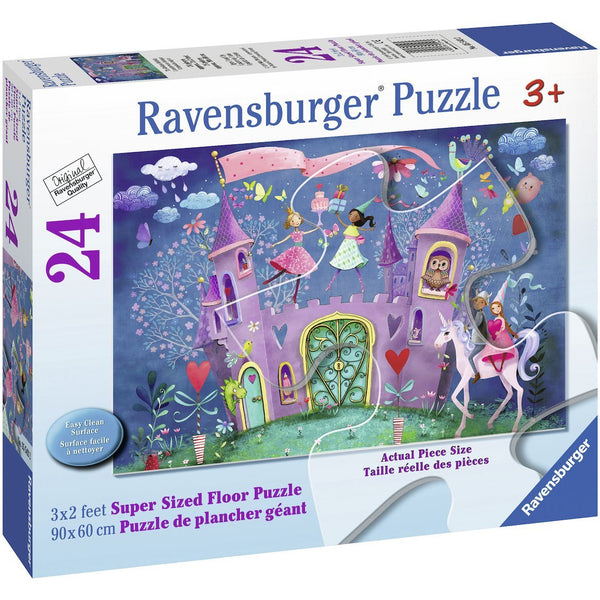 Ravensburger 24 Piece Floor Puzzle Brilliant Birthday 05443 canada ontario