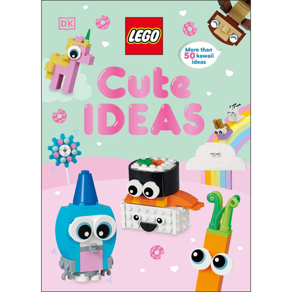 LEGO Cute Ideas 9781465492357 canada ontario kawaii