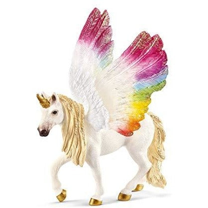 Schleich Winged Rainbow Unicorn 70576