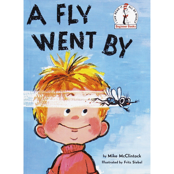 A Fly Went By ISBN 9780394800035 seuss mike mcclintock canada ontario