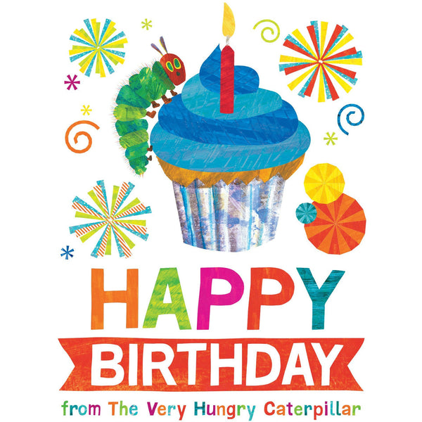 Happy Birthday from The Very Hungry Caterpillar ISBN: 9781524790820 canada ontario eric carle