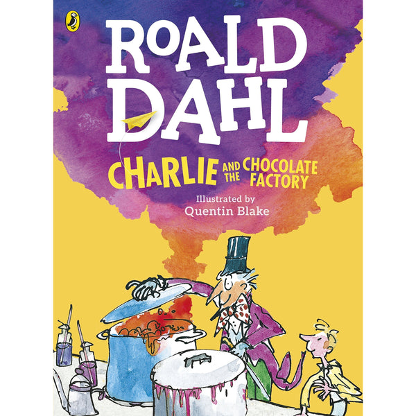 Roald Dahl Charlie and the Chocolate Factory Book canada ontario
