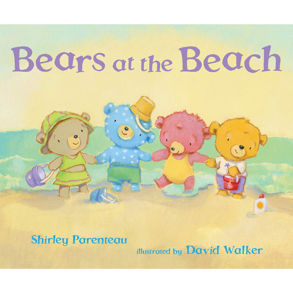 Bears at the Beach shirley parenteau canada ontario