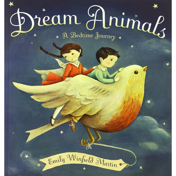 Dream Animals Board Book bedtime journey emily winfield martin canada ontario