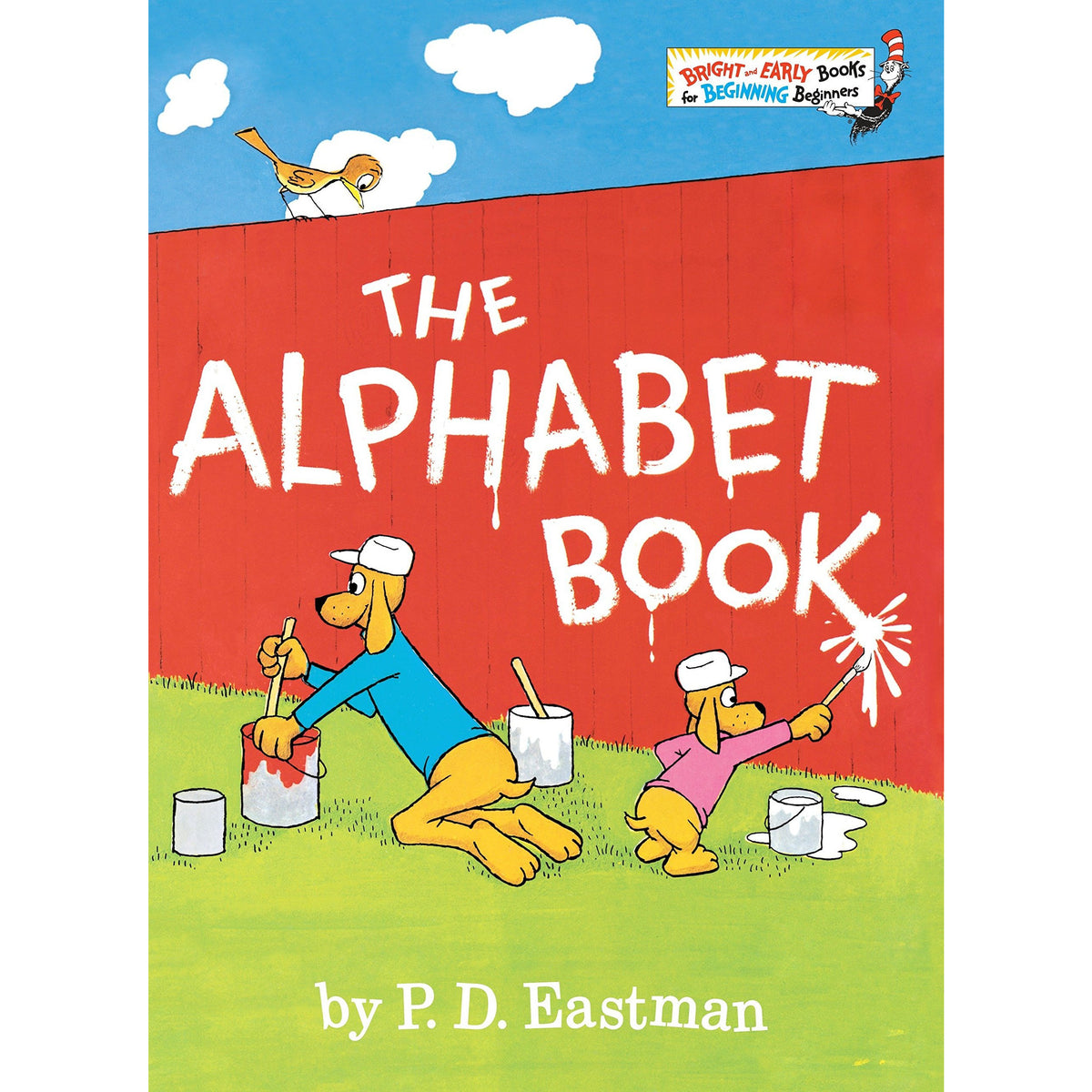 The Alphabet Book ISBN: 9780553511116 canada ontario hardcover pd eastman bright early book