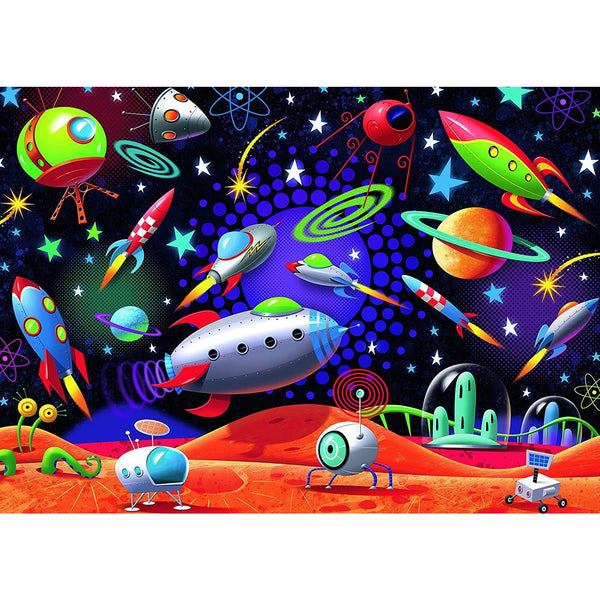 Ravensburger 35 Piece Puzzle Space