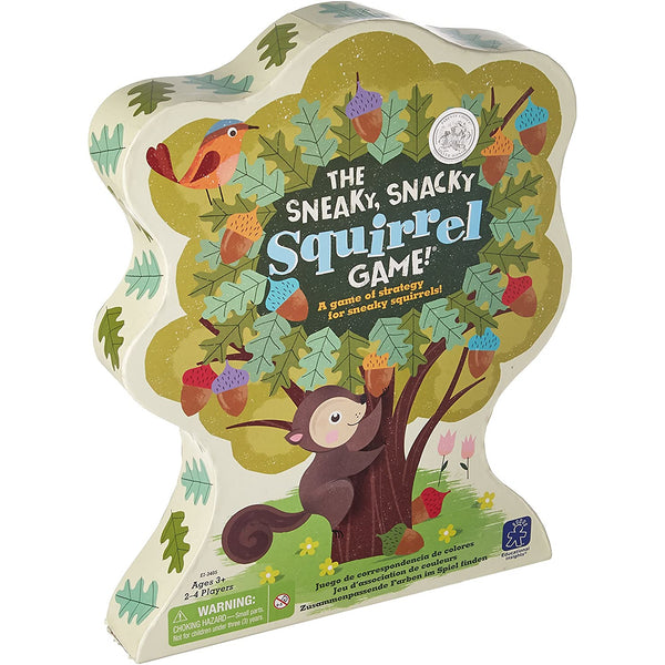 The Sneaky Snacky Squirrel Game educational insights canada ontario acorn