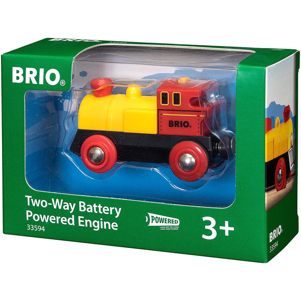 Brio Battery Powered Two-Way Engine