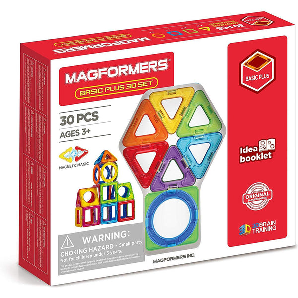 Magformers Basic Plus 30 Set canada ontario