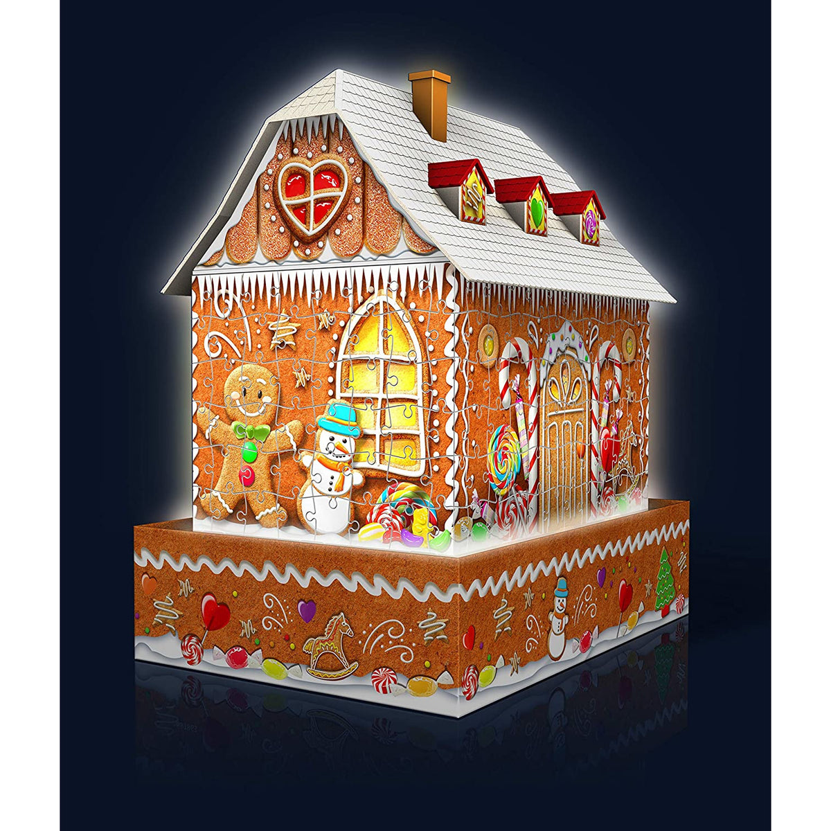 Ravensburger 3D Puzzle Ginger Bread House canada ontario 11237