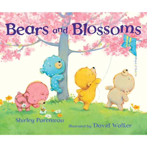 Bears and Blossoms Shirley Parenteau