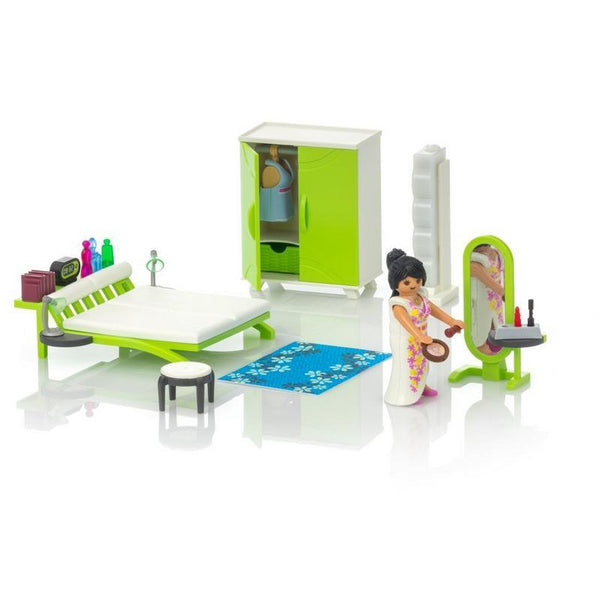 Playmobil City Life Bedroom 9271