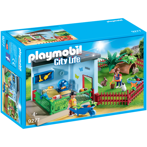 Playmobil City Life Small Animal Boarding 9277 canada ontario toy