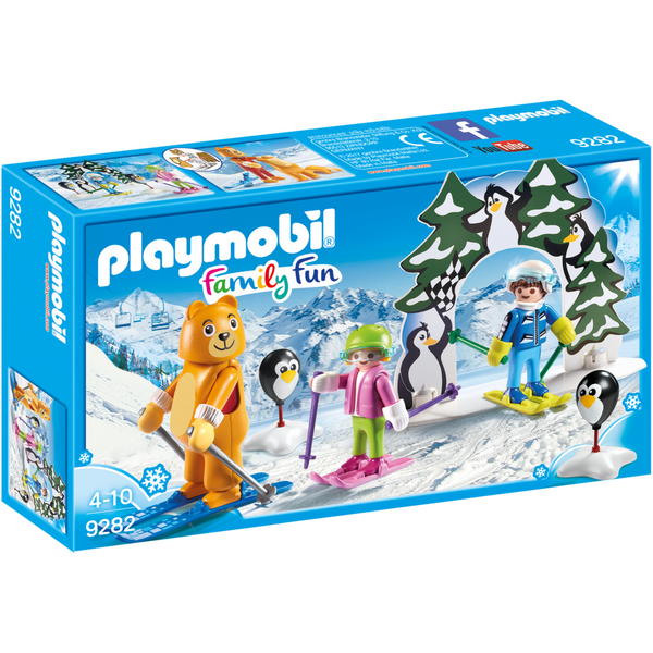 Playmobil Family Fun Ski Lesson