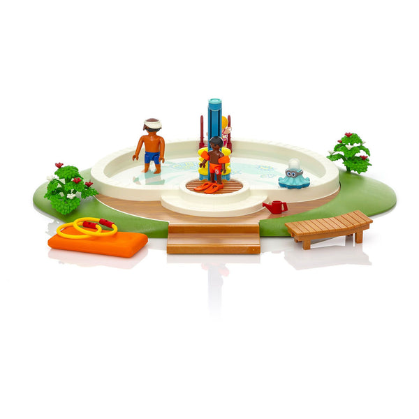Playmobil Family Fun Swimming Pool 9422 canada ontario