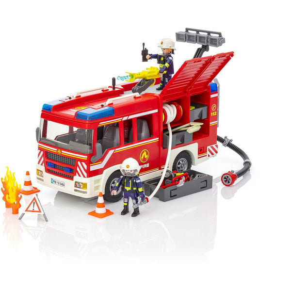 Playmobil City Action Fire Engine 9464 canada ontario.