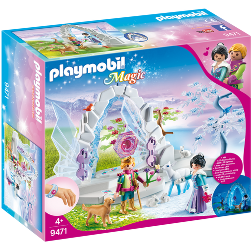 Playmobil Magic Crystal Gate to the Winter World 9471 canada ontario