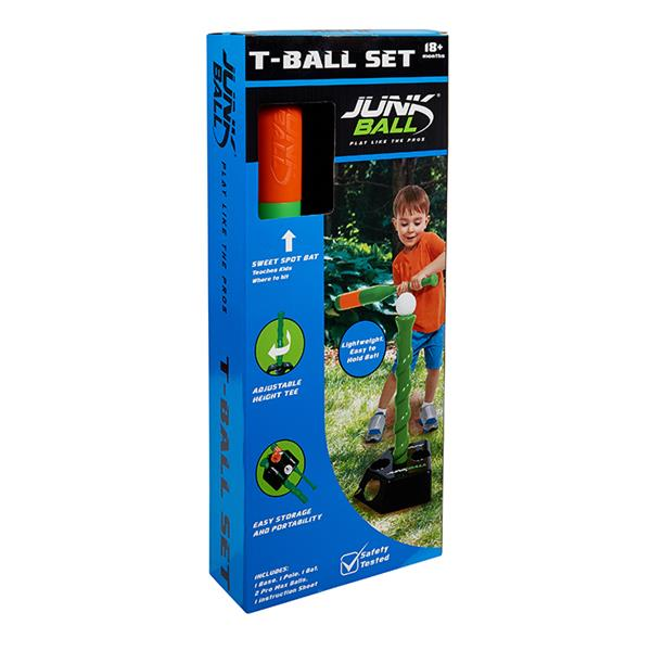 Little Kids Junk Ball T-ball Tee with Bat and Ball canada ontario