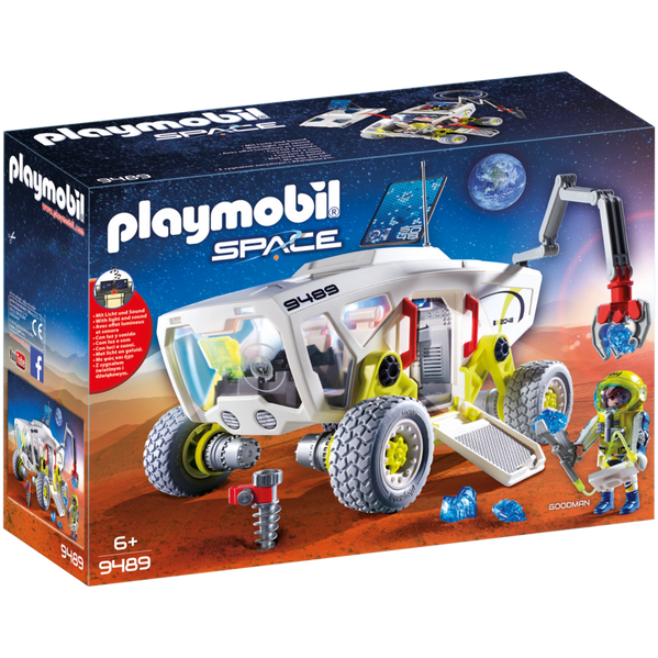 Playmobil Space Mars Research Vehicle 9489 canada ontario toy nasa