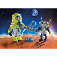 Playmobil Space Astronaut and Robot Duo Pack 9492 canada ontario toy