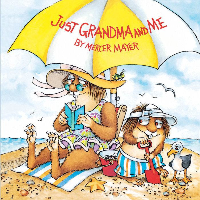 Little Critter: Just Grandma and Me Book