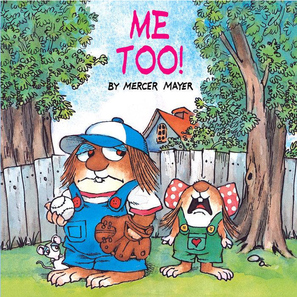 Little Critter: Me Too Book