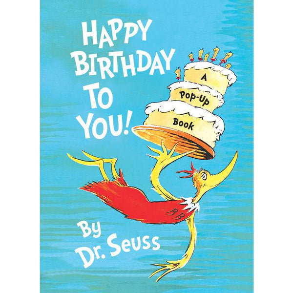 Dr. Seuss Happy Birthday To You Pop Up Book canada