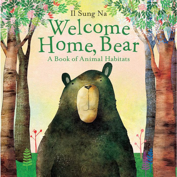 Welcome Home, Bear il sung na book canada