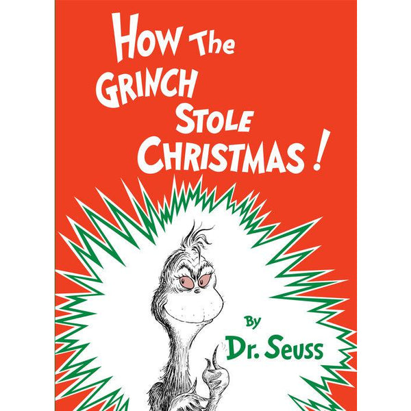 Dr. Seuss How the Grinch Stole Christmas Book