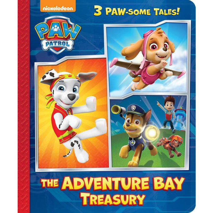 Paw Patrol Adventure Bay Treasury canada