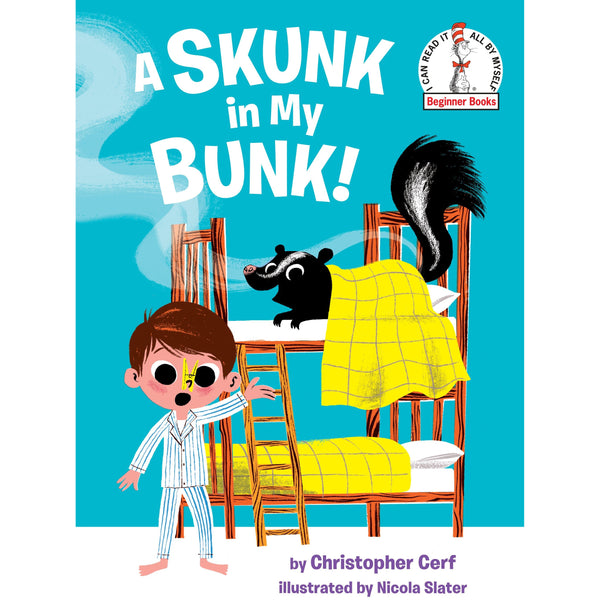 A Skunk in My Bunk! canada ontario christopher cerf beginner books