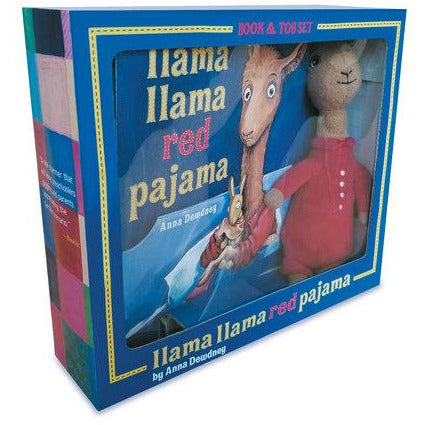 Llama Llama Red Pajama Book & Plush anne dewdney canada ontario
