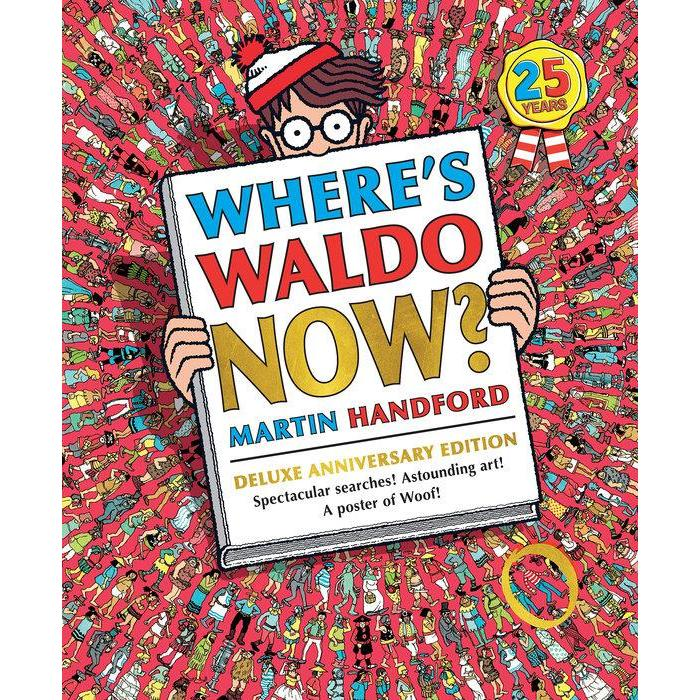 Where's Waldo Now? 9781536210668 canada ontario