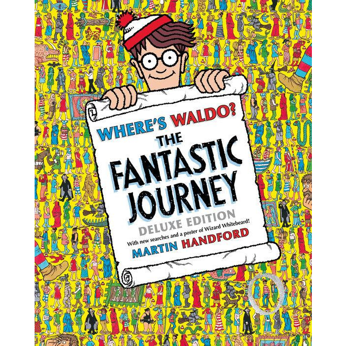 Where Is Waldo Book