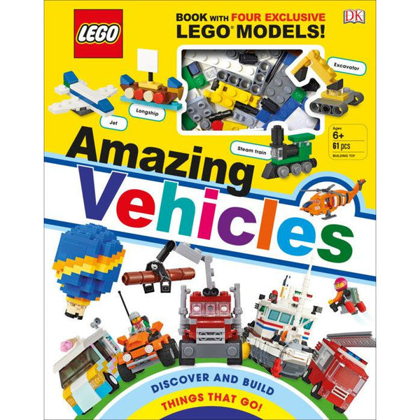 LEGO Amazing Vehicles canada ontario