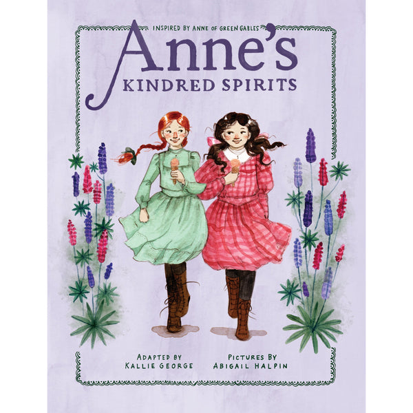 Anne's Kindred Spirits ISBN: 9781770499324 canada ontario hardcover kallie george