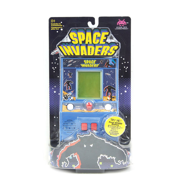 Retro Arcade Mini Space Invaders handheld canada ontario