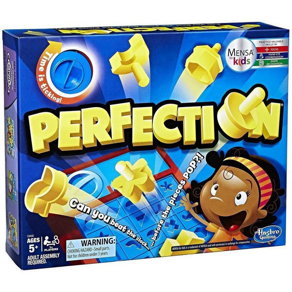Hasbro Perfection Kids Classic canada ontario