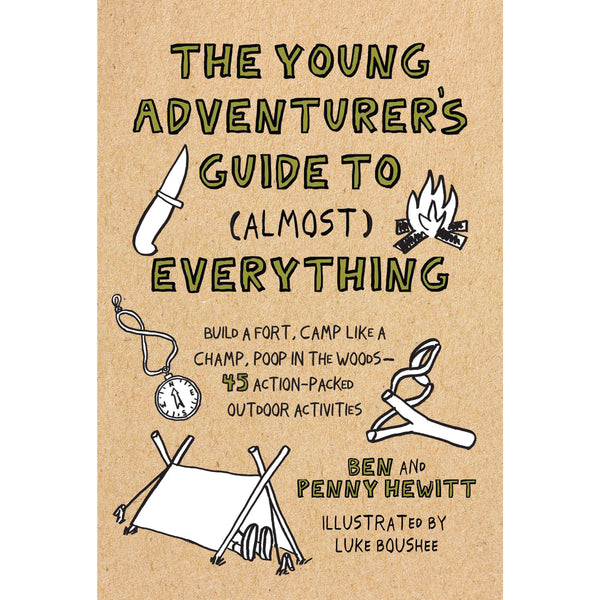 The Young Adventurer's Guide to (Almost) Everything ISBN: 9781611805949 canada ontario