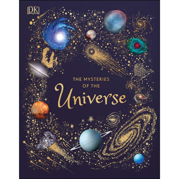 The Mysteries of the Universe ISBN 9781465499332 canada ontario book DK will gater