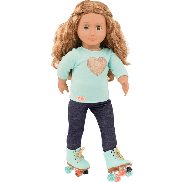 "Our Generation 18"" Deluxe Isa Doll"