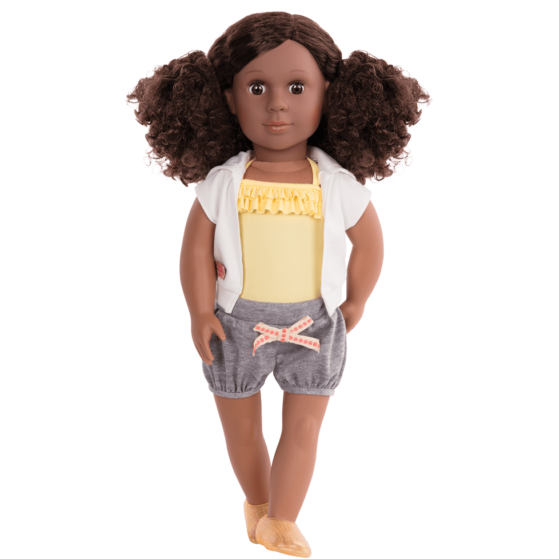"Our Generation 18"" Dedra Deluxe Doll"