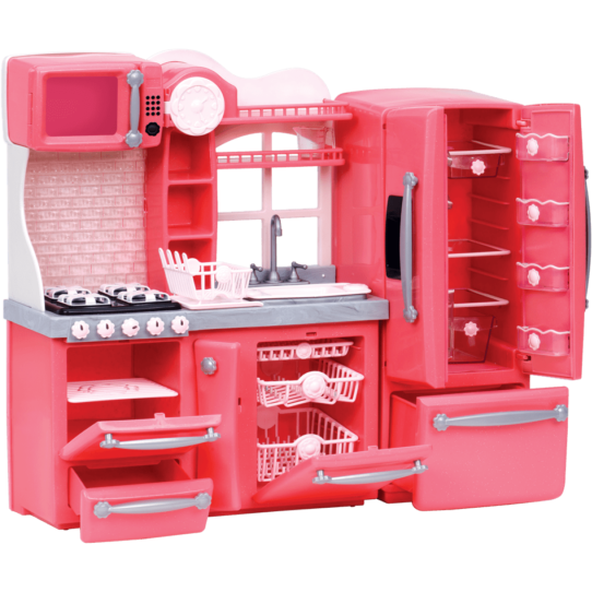 Our Generation Gourmet Kitchen Set