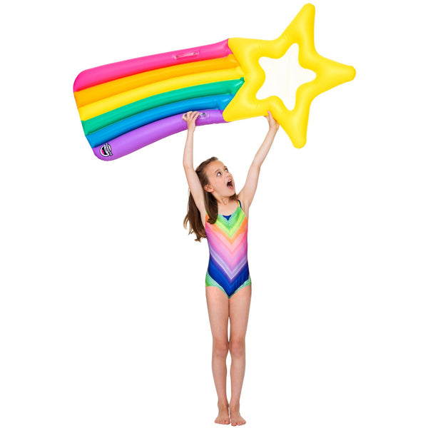 BigMouth Kiddo Pool Float Shooting Star canada ontario beach