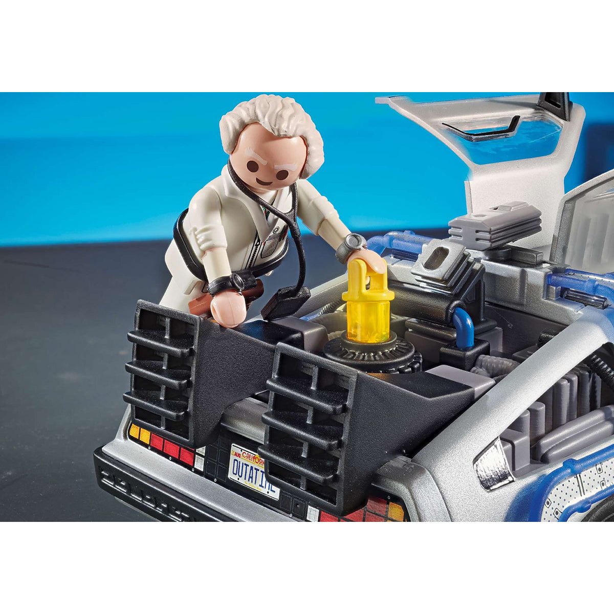 Playmobil Back to the Future DeLorean 70317 canada ontario marty mcfly
