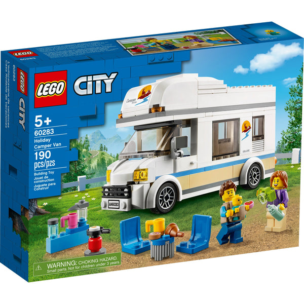 LEGO City Holiday Camper Van 60283 canada ontario