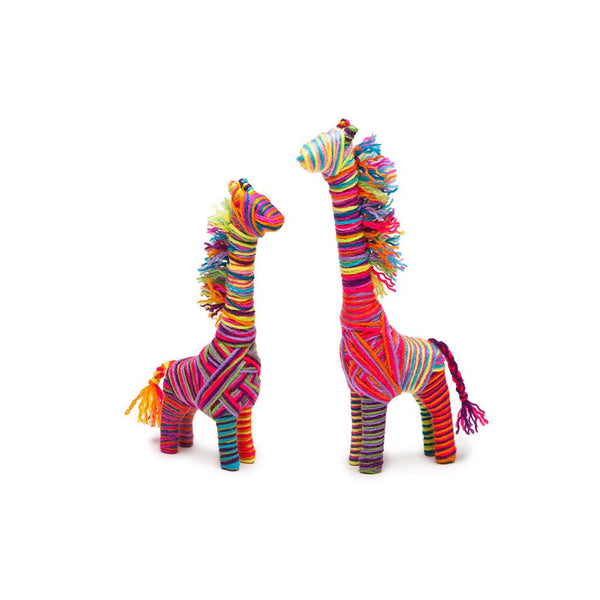 Ann Williams Yarn Giraffes Kit craft-tastic crafttastic canada
