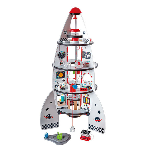 Hape Four-Stage Rocket Ship e3021 canada ontario