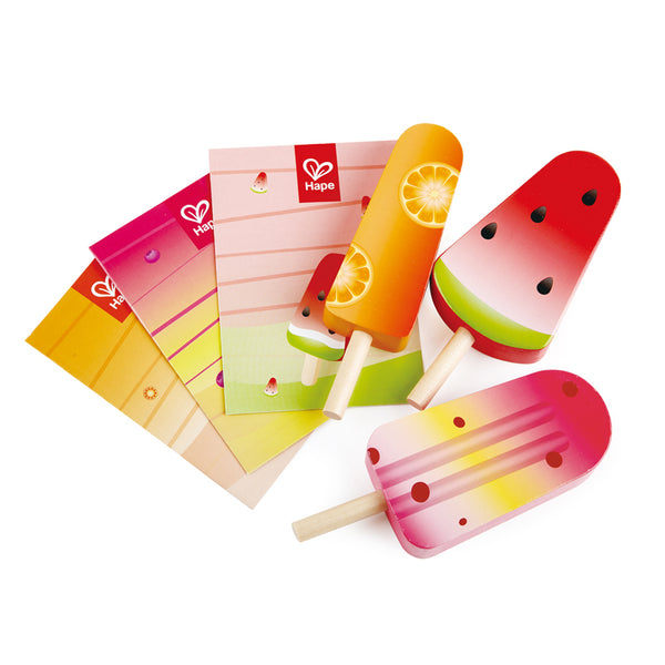 Hape Perfect Popsicles e3175 canada ontario toy food